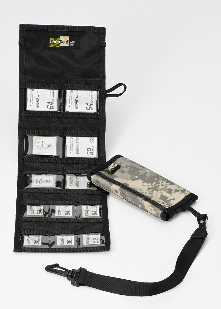 Memory Wallet Combo 66 Digital Camo