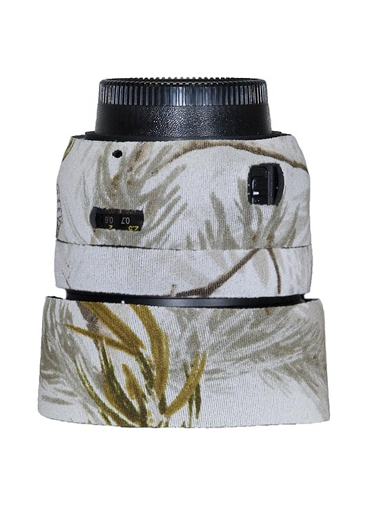 LensCoat® 50mm f/1.4G - Realtree Snow