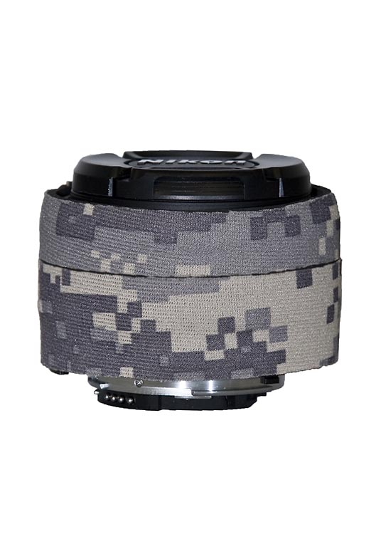 LensCoat® 50mm f/1.8D - Digital Camo