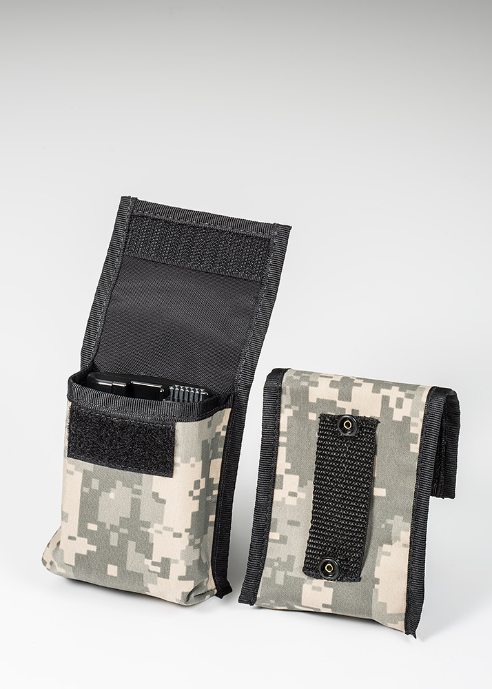 BatteryPouch Pro DSLR 1+1 Digital Camo