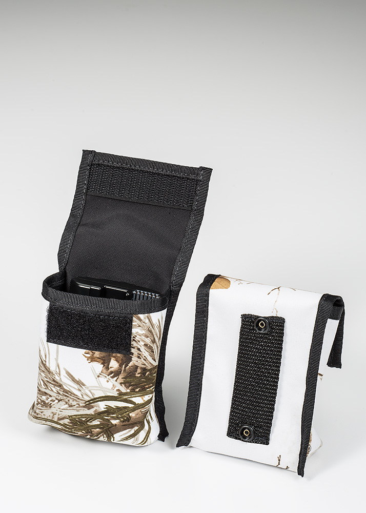 BatteryPouch Pro DSLR 1+1 Realtree AP Snow