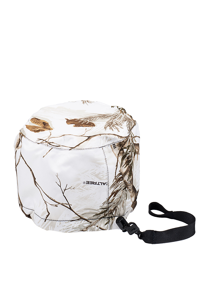 LensCoat® RainCap Large Realtree AP Snow