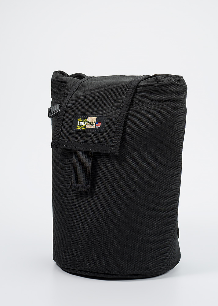 Roll up MOLLE Pouch Large Black