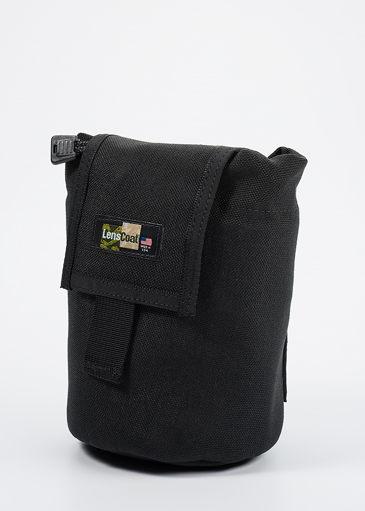 Roll up MOLLE Pouch Medium Black