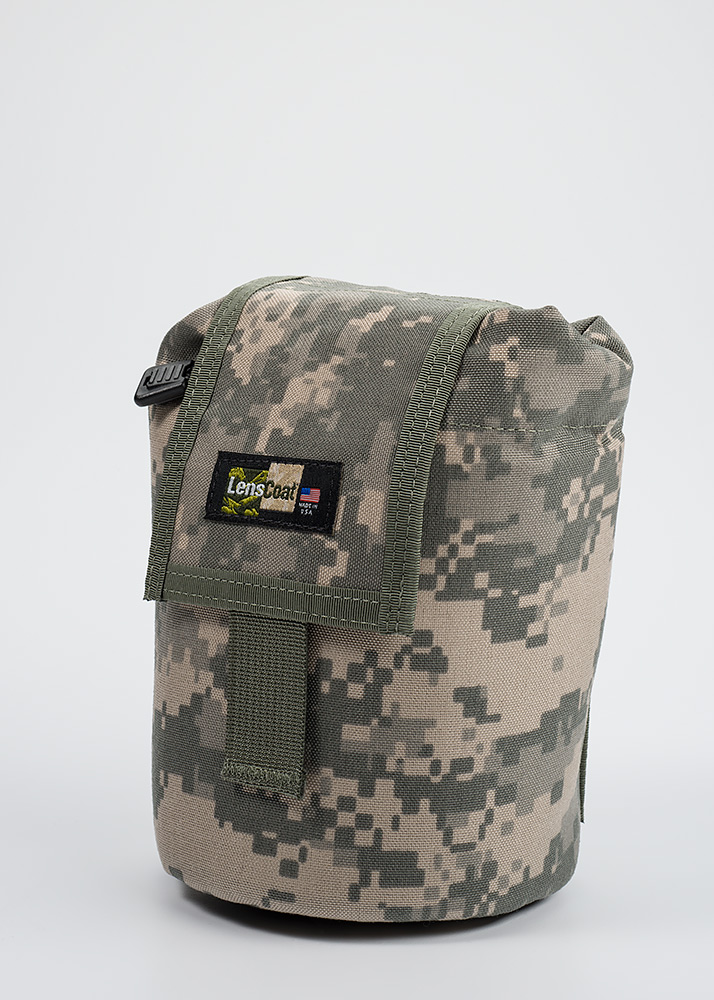 Roll up MOLLE Pouch Medium Digital Camo