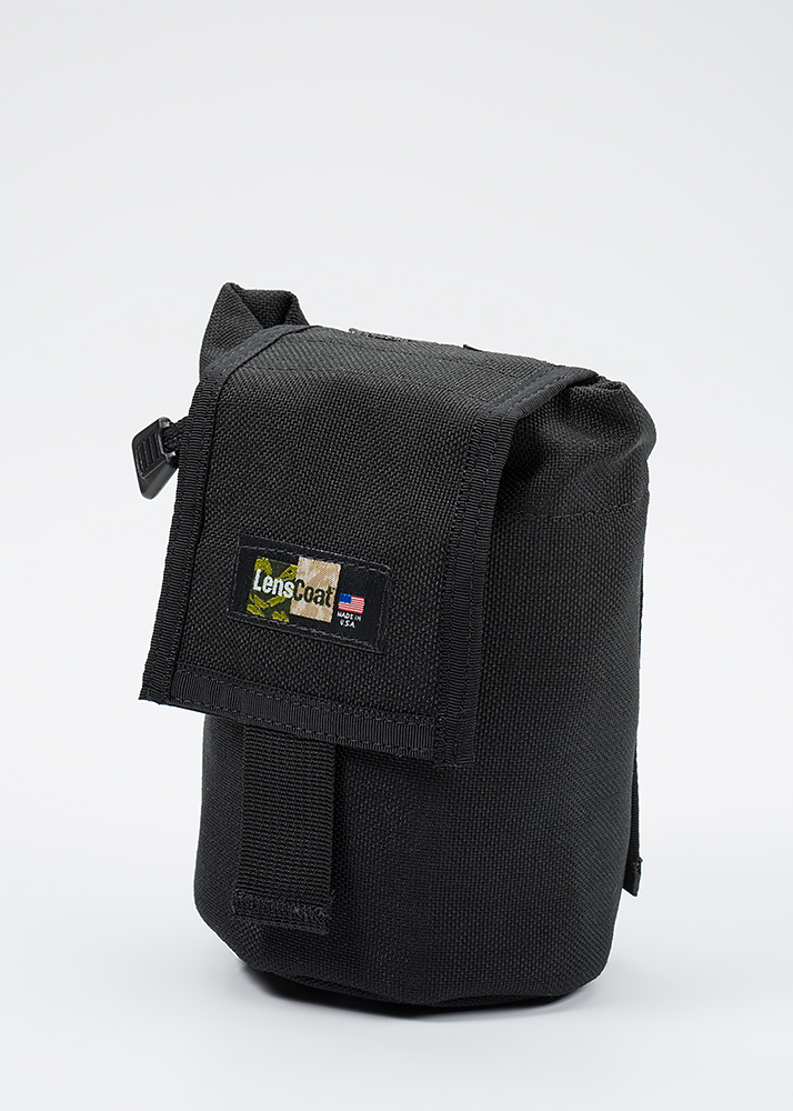 Roll up MOLLE Pouch Small Black
