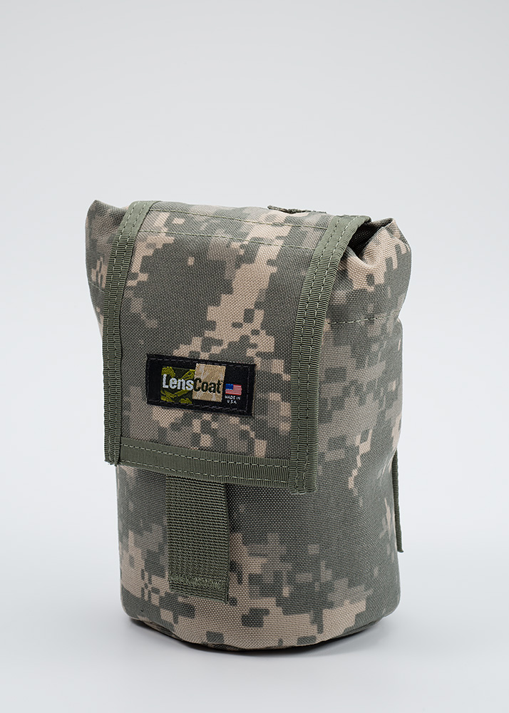 Roll up MOLLE Pouch Small Digital Camo