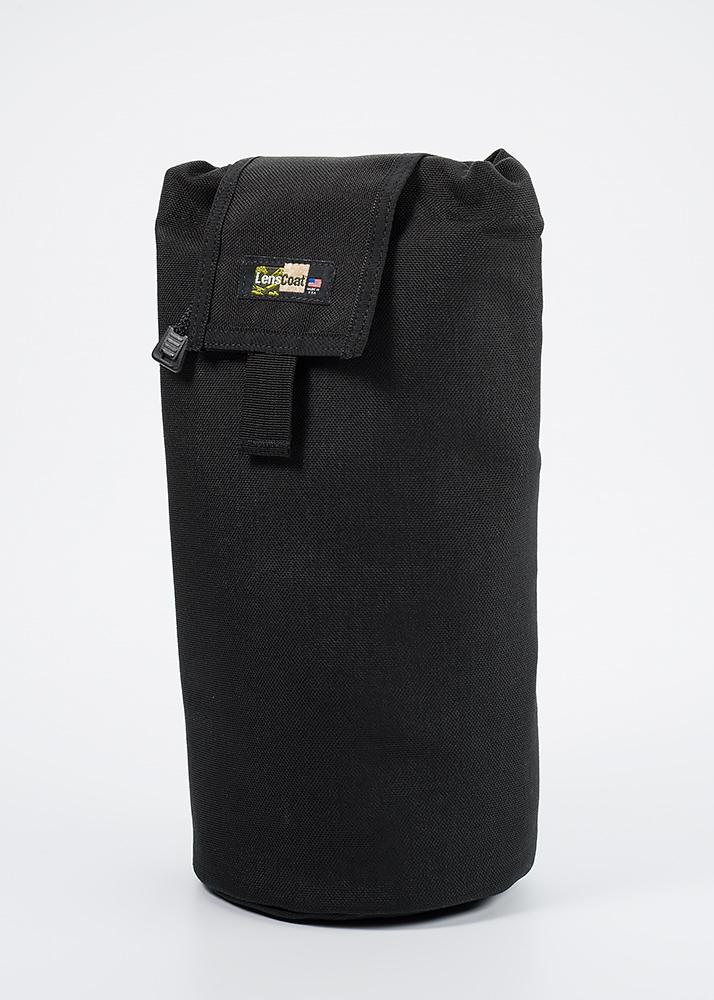 Roll up MOLLE Pouch XLarge Black