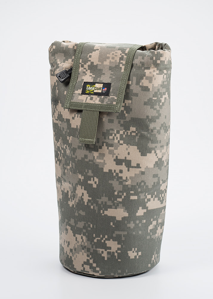 Roll up MOLLE Pouch XLarge Digital Camo