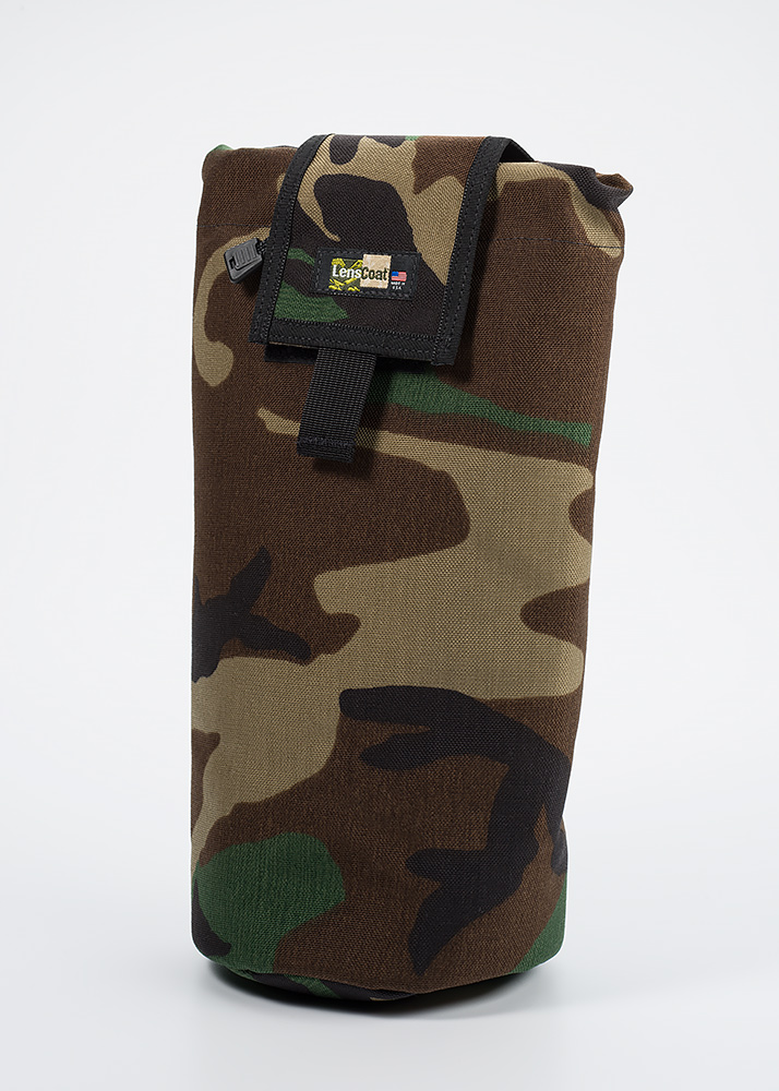 Roll up MOLLE Pouch XLarge Forest Green Camo