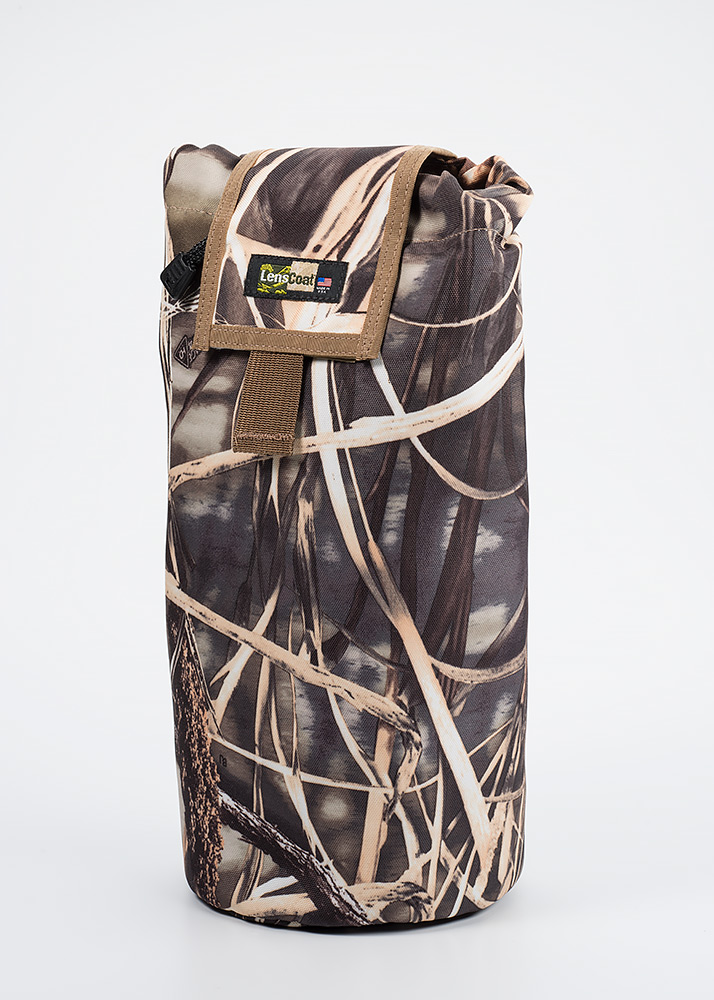 Roll up MOLLE Pouch XLarge Realtree Max4