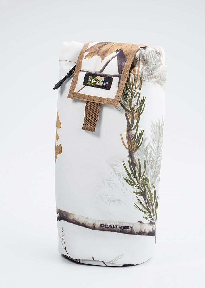 Roll up MOLLE Pouch XLarge Realtree AP Snow