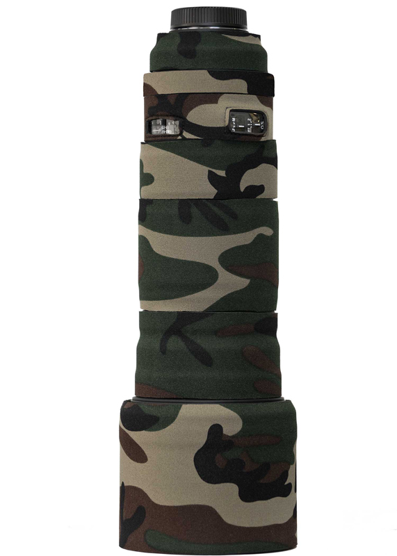 LensCoat® Sigma 120-300 OS S (new) Forest Green Camo
