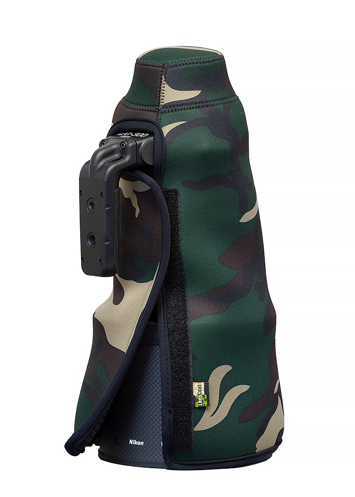TravelCoat® Nikon 120-300 FL VR Forest Green Camo