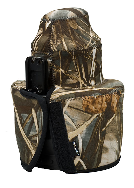 TravelCoat® Nikon 200 VR Realtree Max4