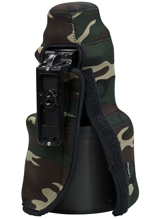 TravelCoat® Nikon 200-500&300VR/VRII Forest Green Camo