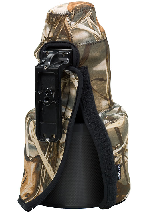 TravelCoat® Nikon 200-500&300VR/VRII Realtree Max4