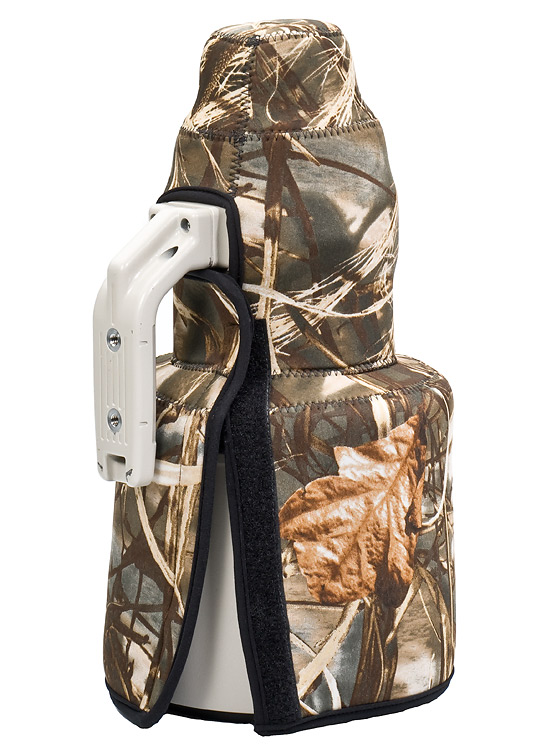 TravelCoat® Canon 400 f/2.8 IS I/II w/hood Realtree Max4