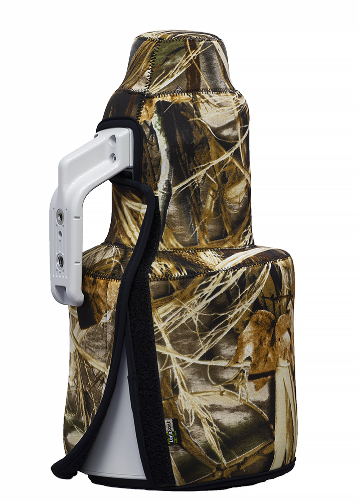 TravelCoat® Canon 400 f/2.8 IS III w/hood Realtree Max4
