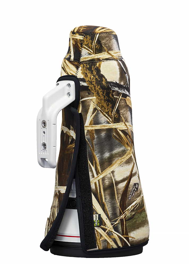 TravelCoat® Canon 400 f/2.8 IS III w/o hood Realtree Max4