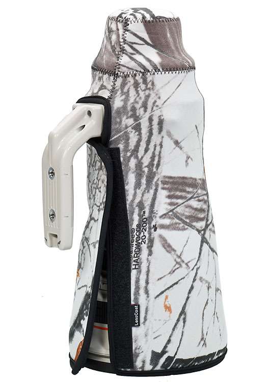 TravelCoat® Canon 400 f/2.8 IS I/II w/o hood Realtree Snow