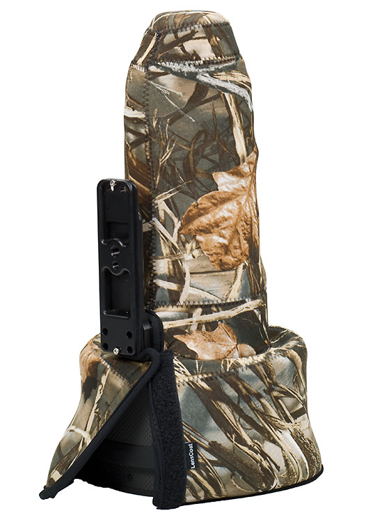 TravelCoat® Nikon 400 VR w/hood Realtree Max4
