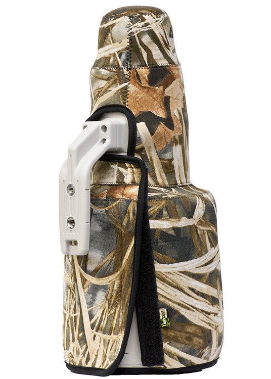 TravelCoat® Canon 500 f/4 IS II w/hood - Realtree Max4