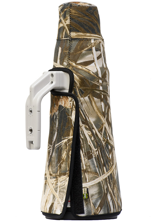 TravelCoat® Canon 500 f/4 IS II w/o hood - Realtree Max4