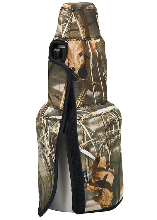 TravelCoat® Canon 500 f/4 IS w/hood Realtree Max4