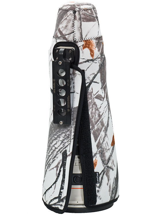 TravelCoat® Canon 500 f/4 IS w/o hood Realtree Snow