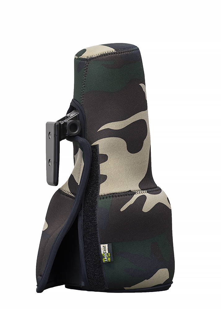 TravelCoat® Nikon 500 PF VR Forest Green Camo