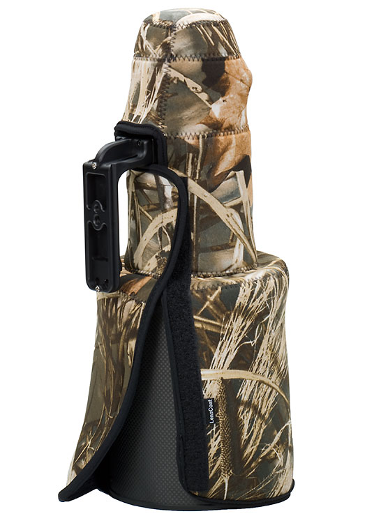 TravelCoat® Nikon 500 VR w/hood Realtree Max4