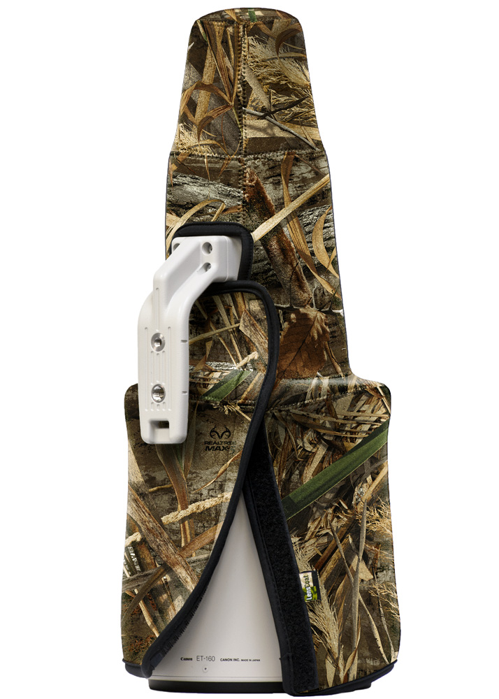 TravelCoat® Canon 600 f/4 IS II/III w/hood - Realtree Max5