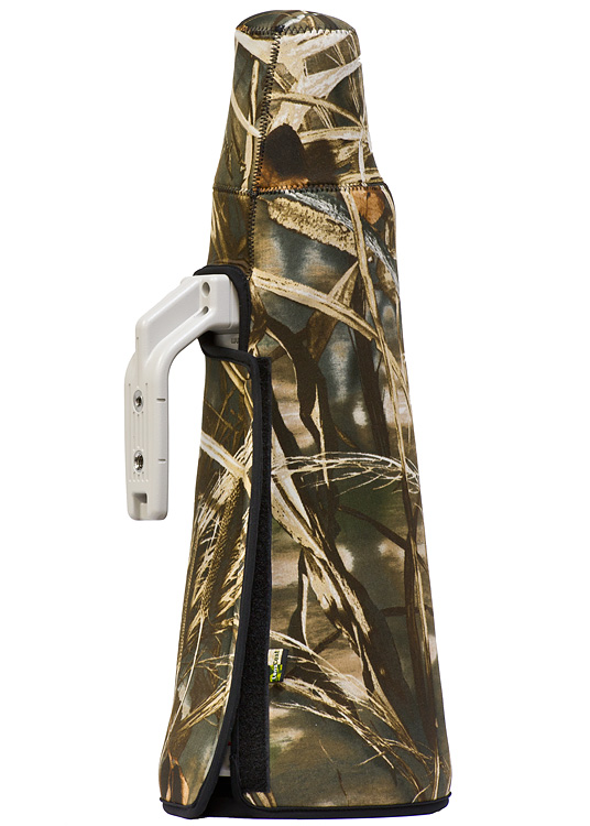 TravelCoat® Canon 600 f/4 IS II/III w/o hood - Realtree Max4