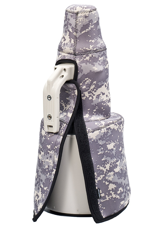 TravelCoat® Canon 600 f/4 IS w/hood Digital Camo