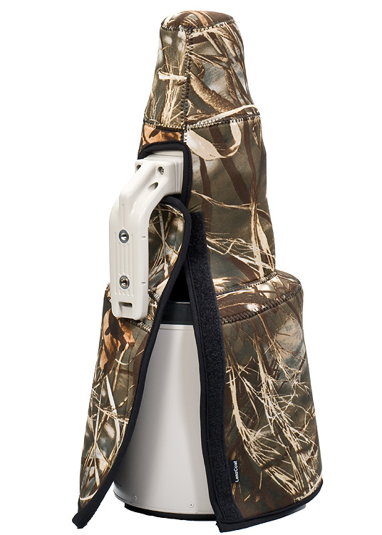 TravelCoat® Canon 600 f/4 IS II/III w/hood - Realtree Max4