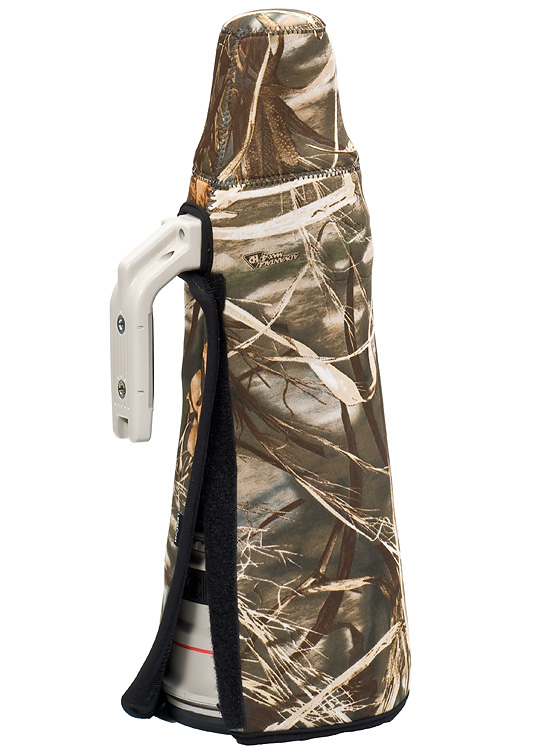TravelCoat® Canon 600 f/4 IS w/o hood Realtree Max4