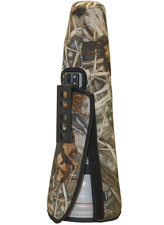 TravelCoat® Sony 600 f4 w/o hood Realtree Max4