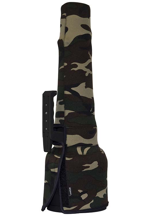 TravelCoat® Sigma 300-800 Forest Green Camo