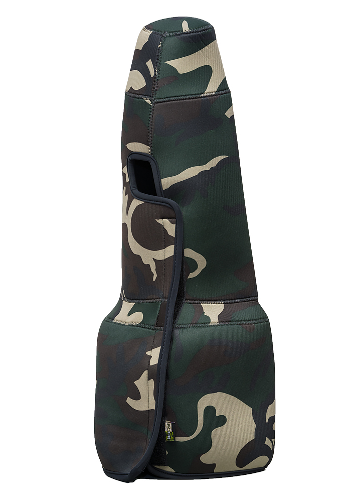 TravelCoat® Sony 600 F4 w/hood Forest Green Camo