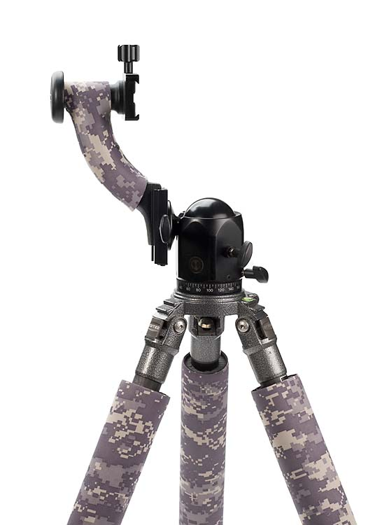 LensCoat® Wimberley Sidekick cover - Digital Camo